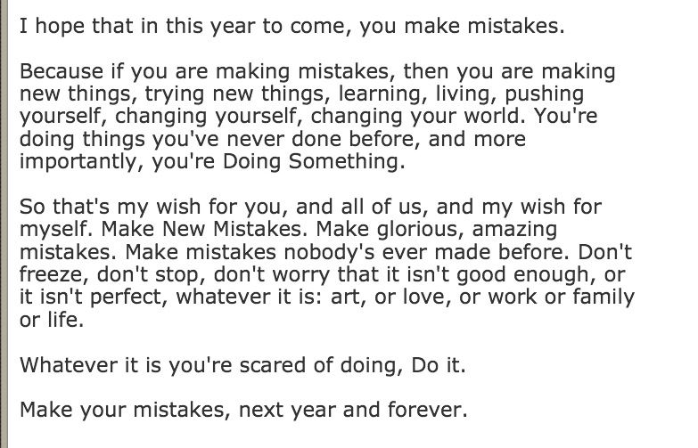 My New Year wish - Neil Gaiman http://journal.neilgaiman.com/2011/12 ...