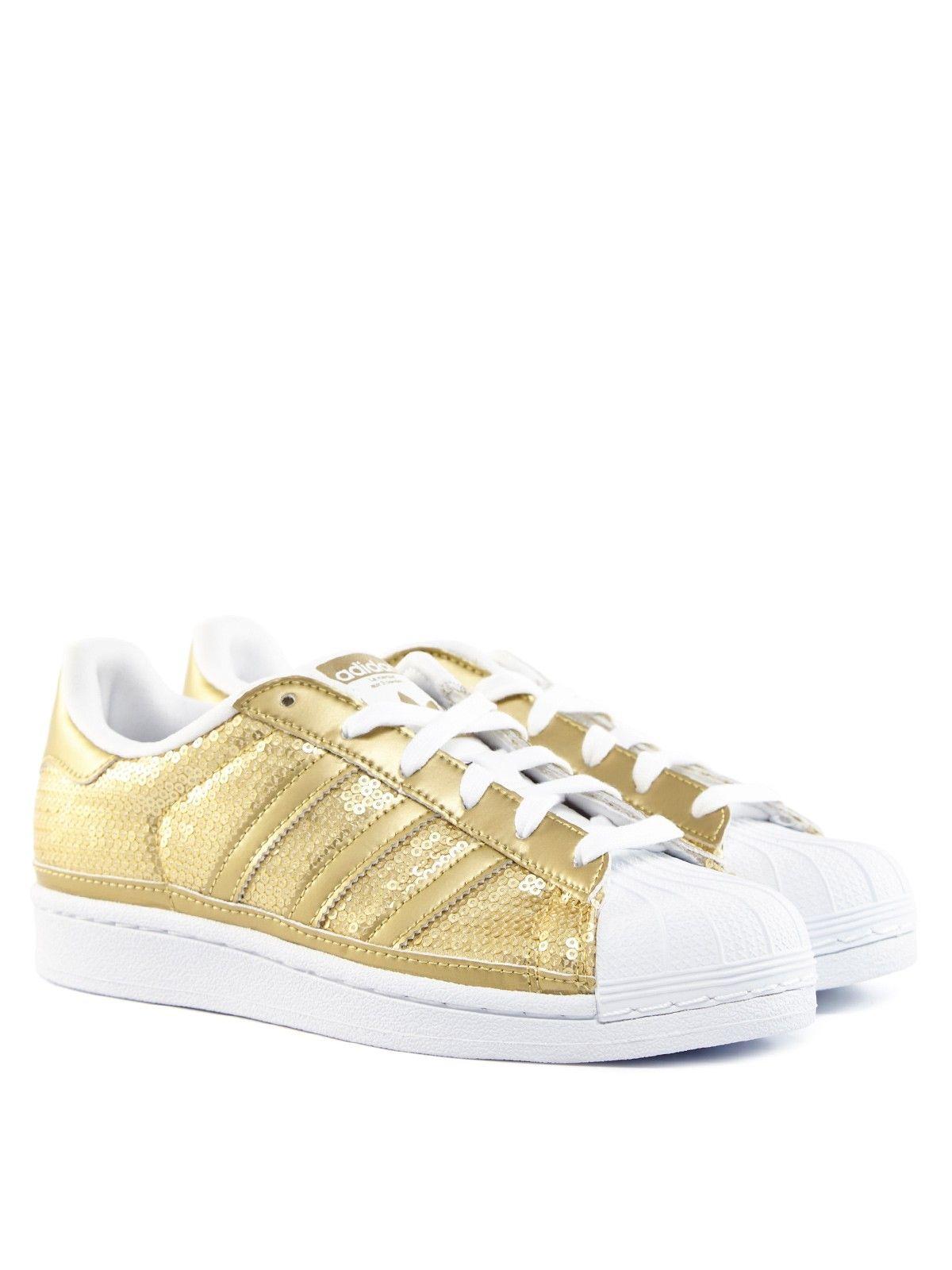 ADIDAS Superstar W Sneaker Gold online kaufen Trendfabrik