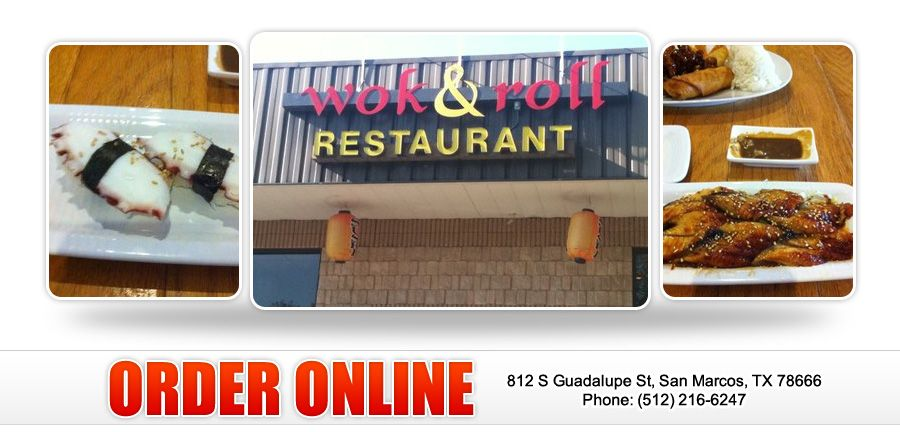 San Marcos Tx 78666 Menu Chinese Japanese Sushi Online Food Delivery Catering In San Marcos Online Food Sushi Online Food Delivery