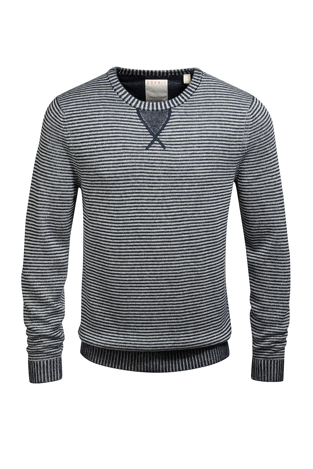 d547ffa16eb3a8 Baumw./Kaschmir Ringelpulli CASUAL - Esprit Online-Shop | Fabulous ...