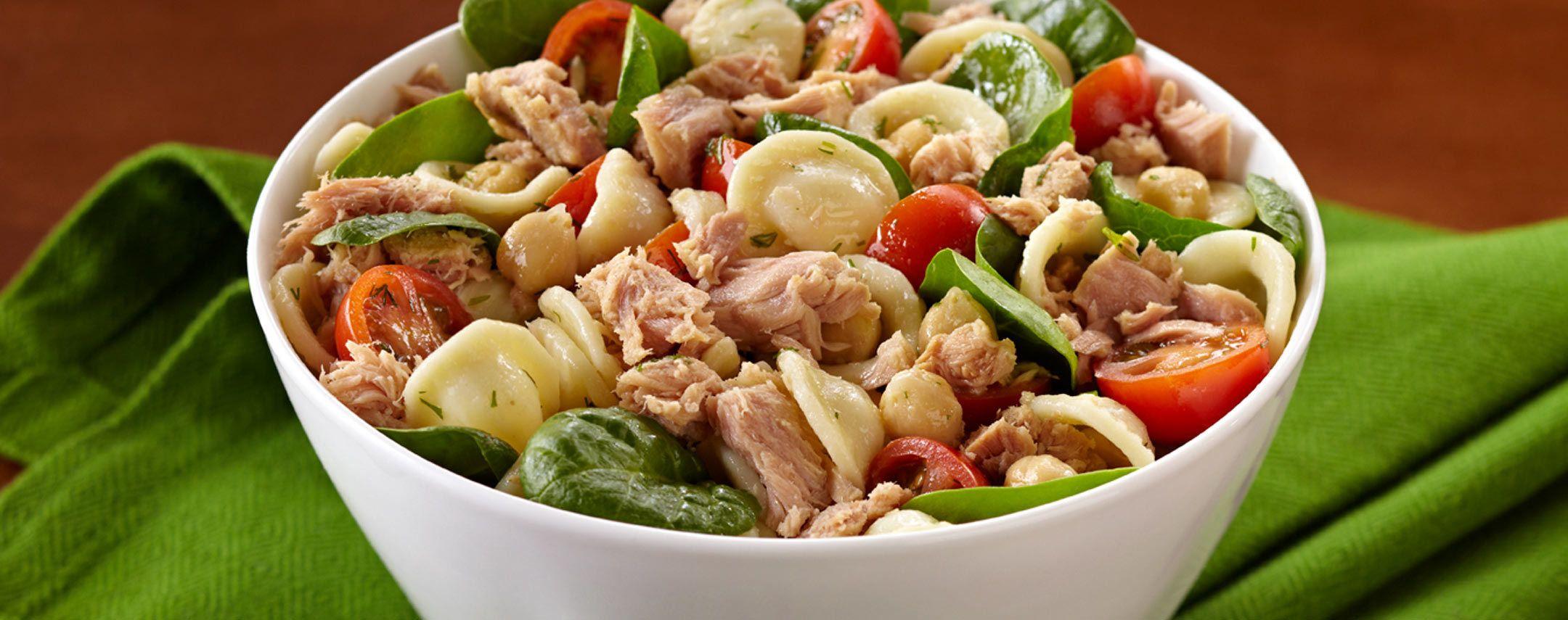 Tuna Pasta Salad | Recipe | Spinach, Tuna pasta salads and Tuna pasta