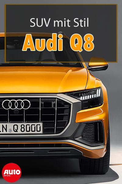 Audi Q8 4m 2018 Preis Marktstart Daten Audi Autozeitung Und Autos