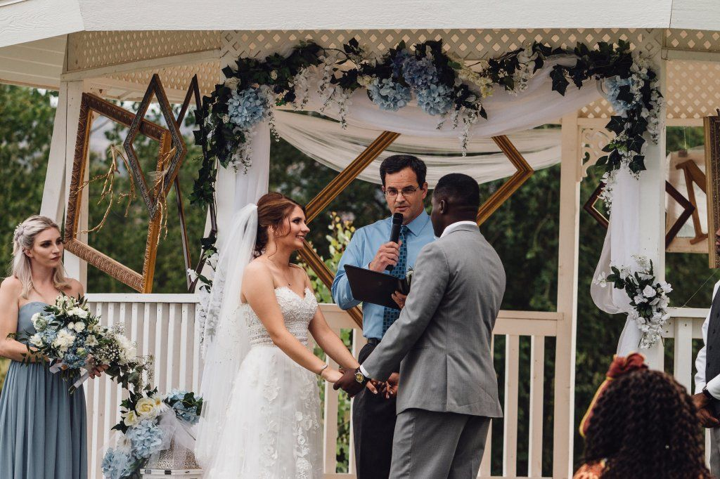 The Top 5 Most Popular Wedding Months And Why Couples Love Em In 2020 Interracial Wedding Backyard Wedding Vintage Wedding Photos