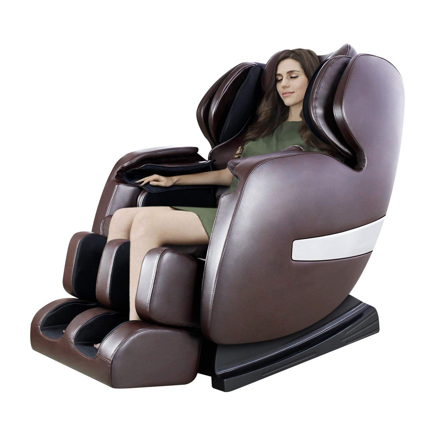 Massage Chair by OOTORI, Deluxe STrack Recliner with 3D