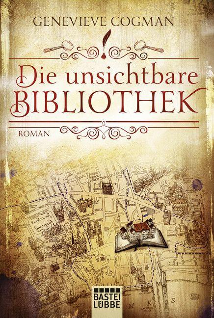 Die unsichtbare Bibliothek (Taschenbuch), Genevieve Cogman