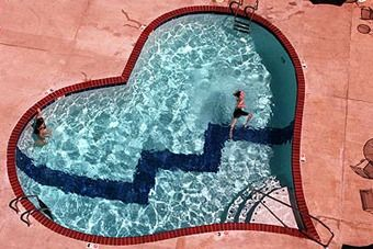 ♥ swimming pool