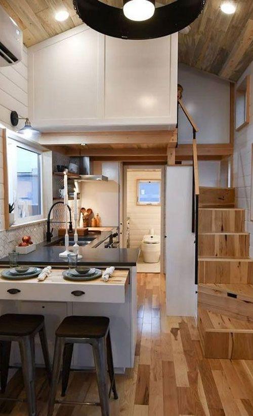 Photo of Tiny House Kitchen Ideas and Inspiration | The Tiny Life