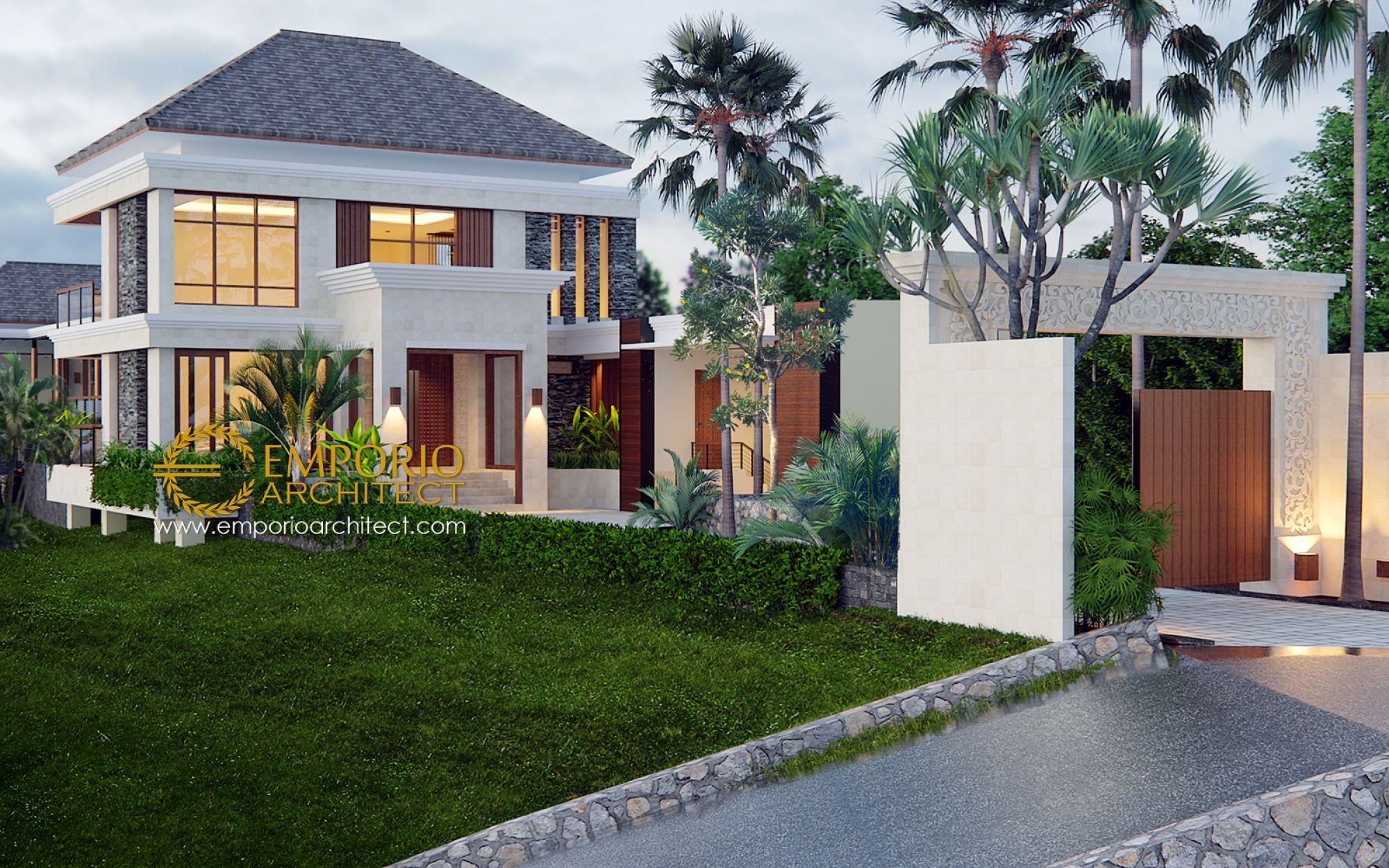 Desain Rumah Ibu Winona Di Bandung Desainrumah Jasaarsitek