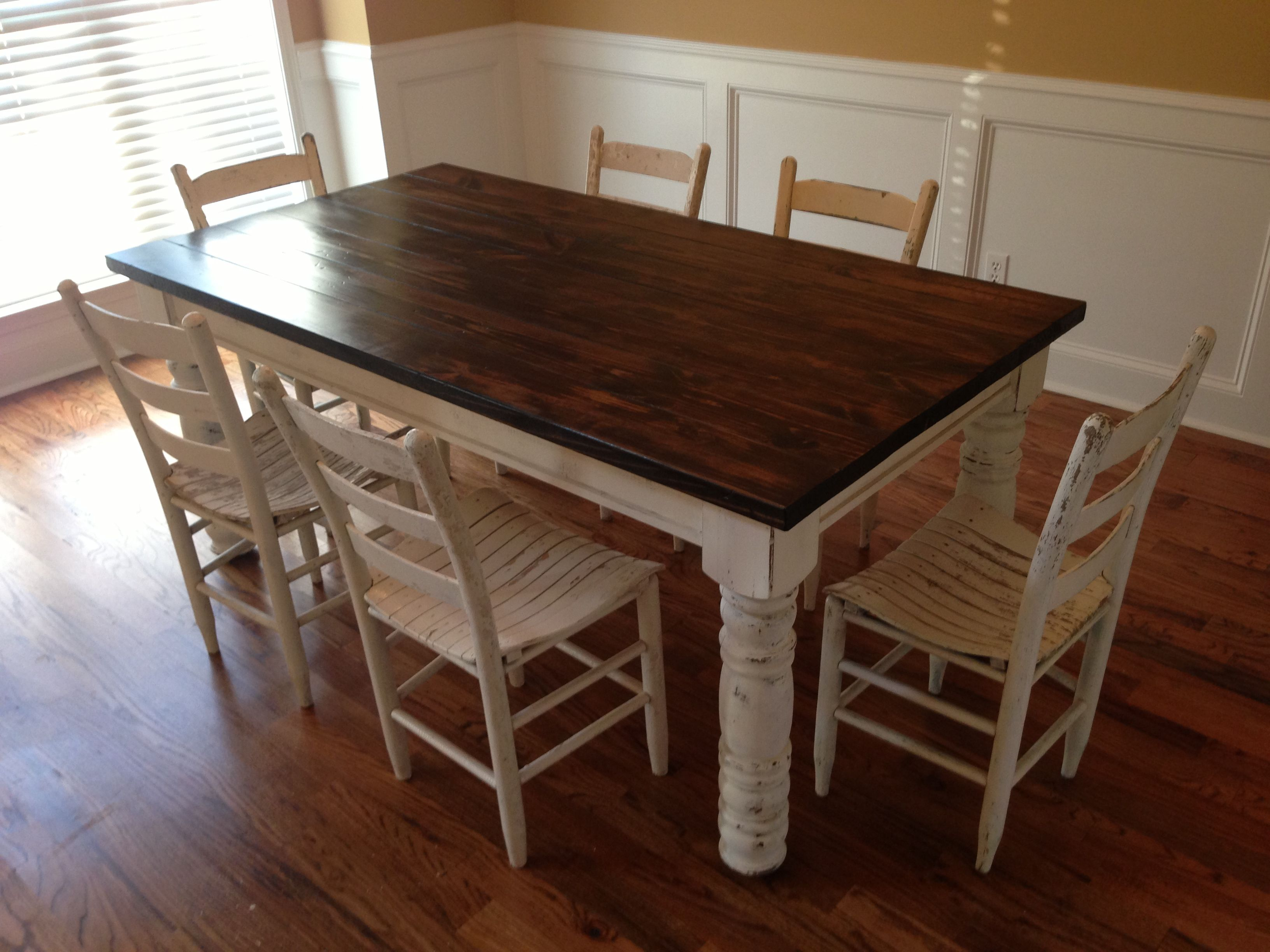 Husky Farmhouse Table | Do It Yourself Home Projects From Ana White
