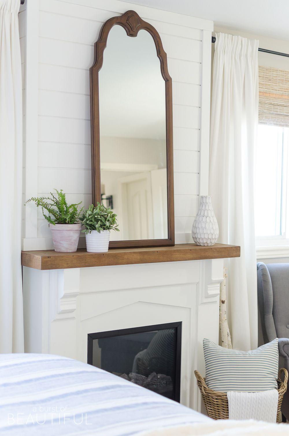 Farmhouse Window Treatments Bedroom Shades