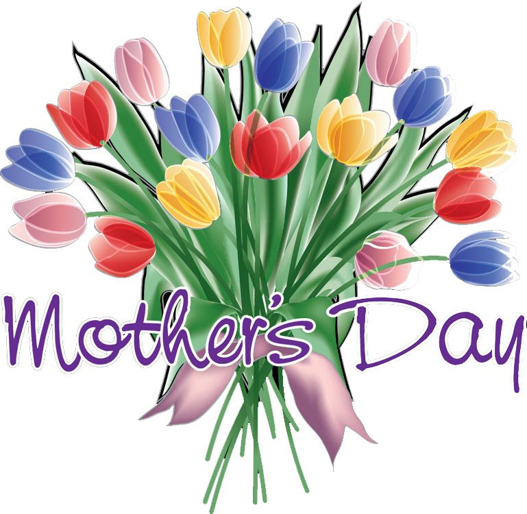 Free Mothers Day Flower Clip Art Image 3264 Happy Mothers Day Clipart Happy Mothers Day Poem Mother S Day Clip Art