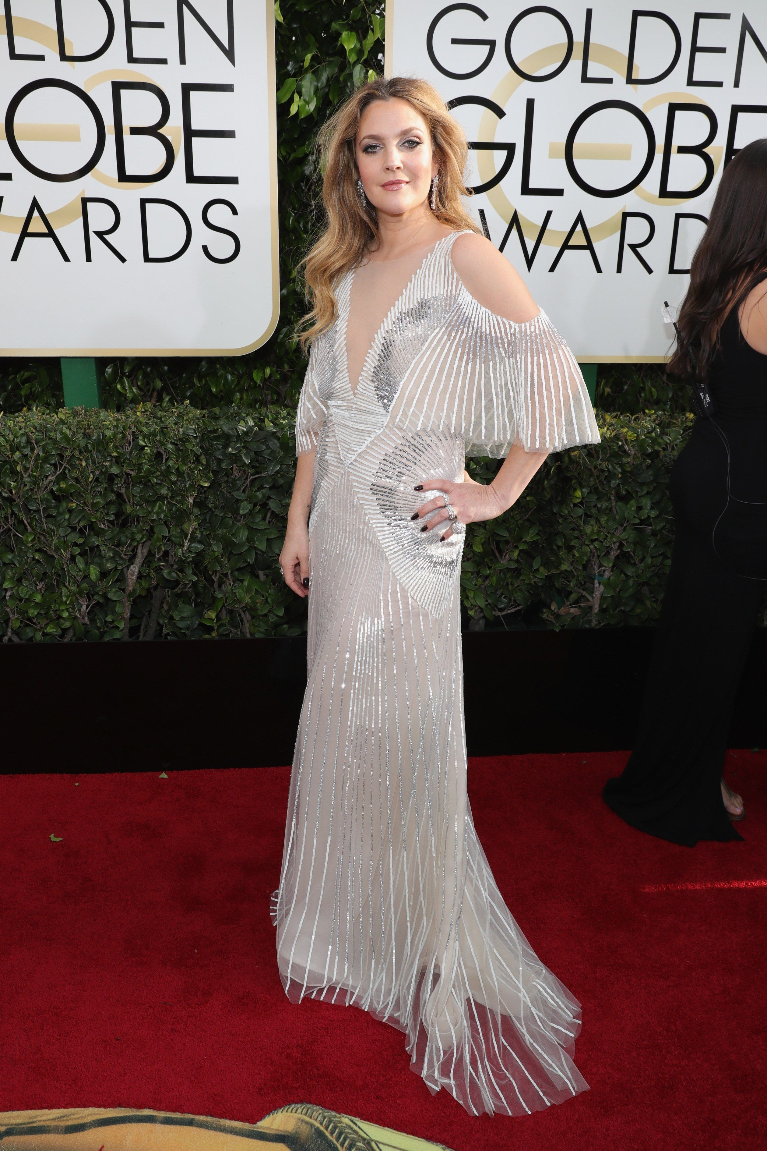 Golden Globes 2017 See What Everyone Wore On The Red Carpet Dresses Golden Globes 2017 Golden Globes Red Carpet