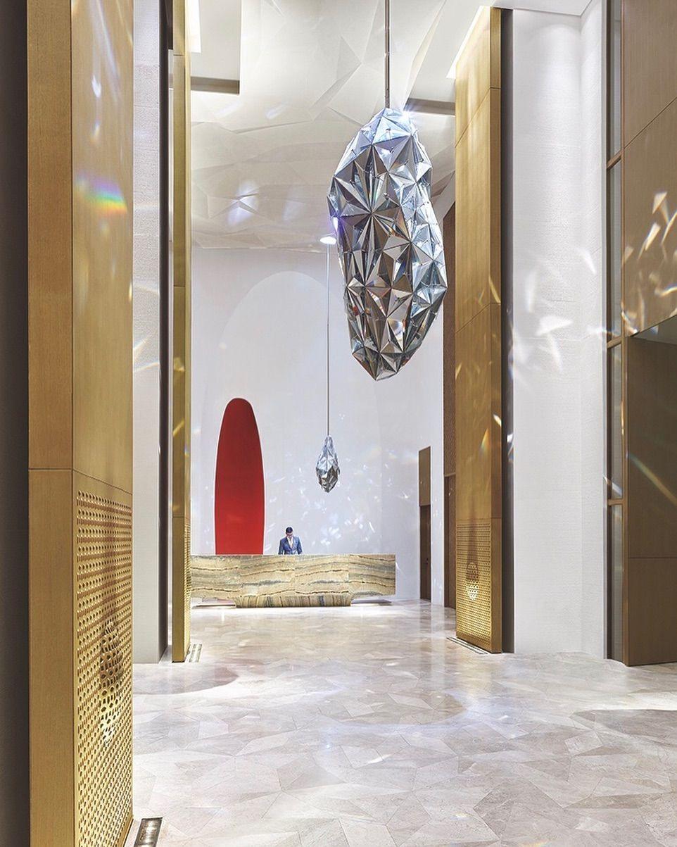 Contemporary Residence Bahrain House Architected By Moriq: Glenn Pushelberg And George Yabu Of @yabupushelberg