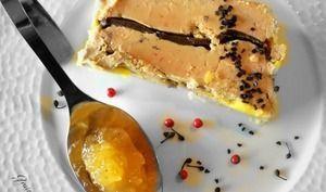 Foie gras pour noël #terrinedesaumon Foie gras pour noël #terrinedesaumon