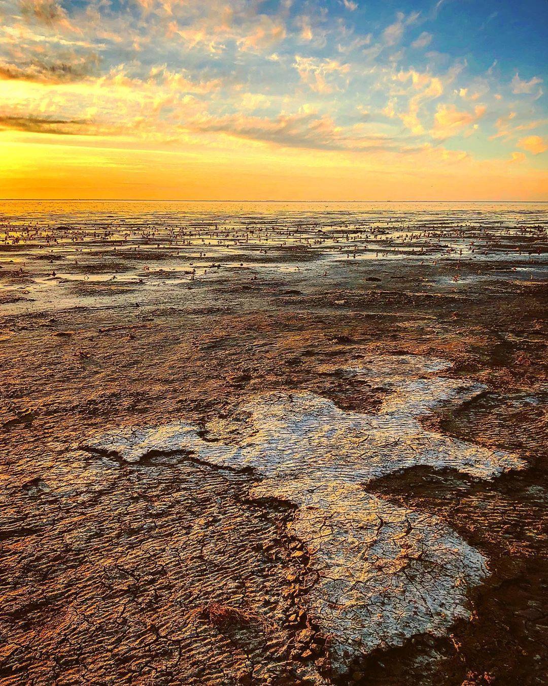 Wolken Boven Waddenzee Wolken Wolkenfotografie Fotografie