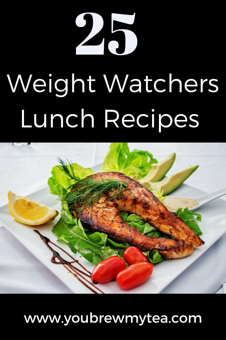 25 ricette per il pranzo degli osservatori del peso
