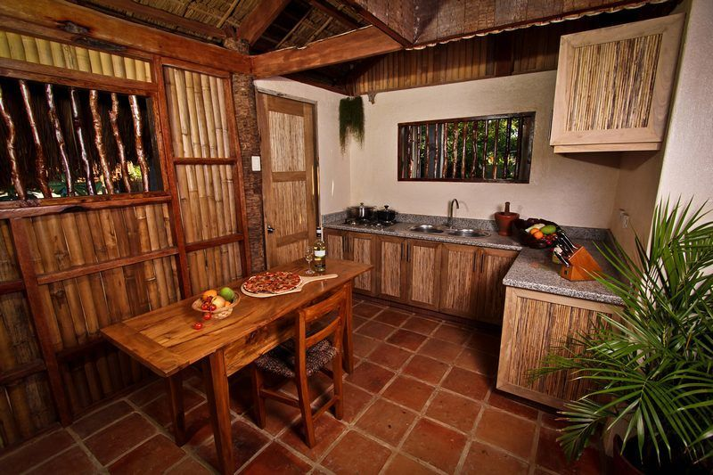 Part of making your yard your own personal oasis can be creating an outdoor kitchen where you can kick back, relax, and dish out a delicious meal. Bahay Kubo Simple Outdoor Dirty Kitchen Design Philippines ...