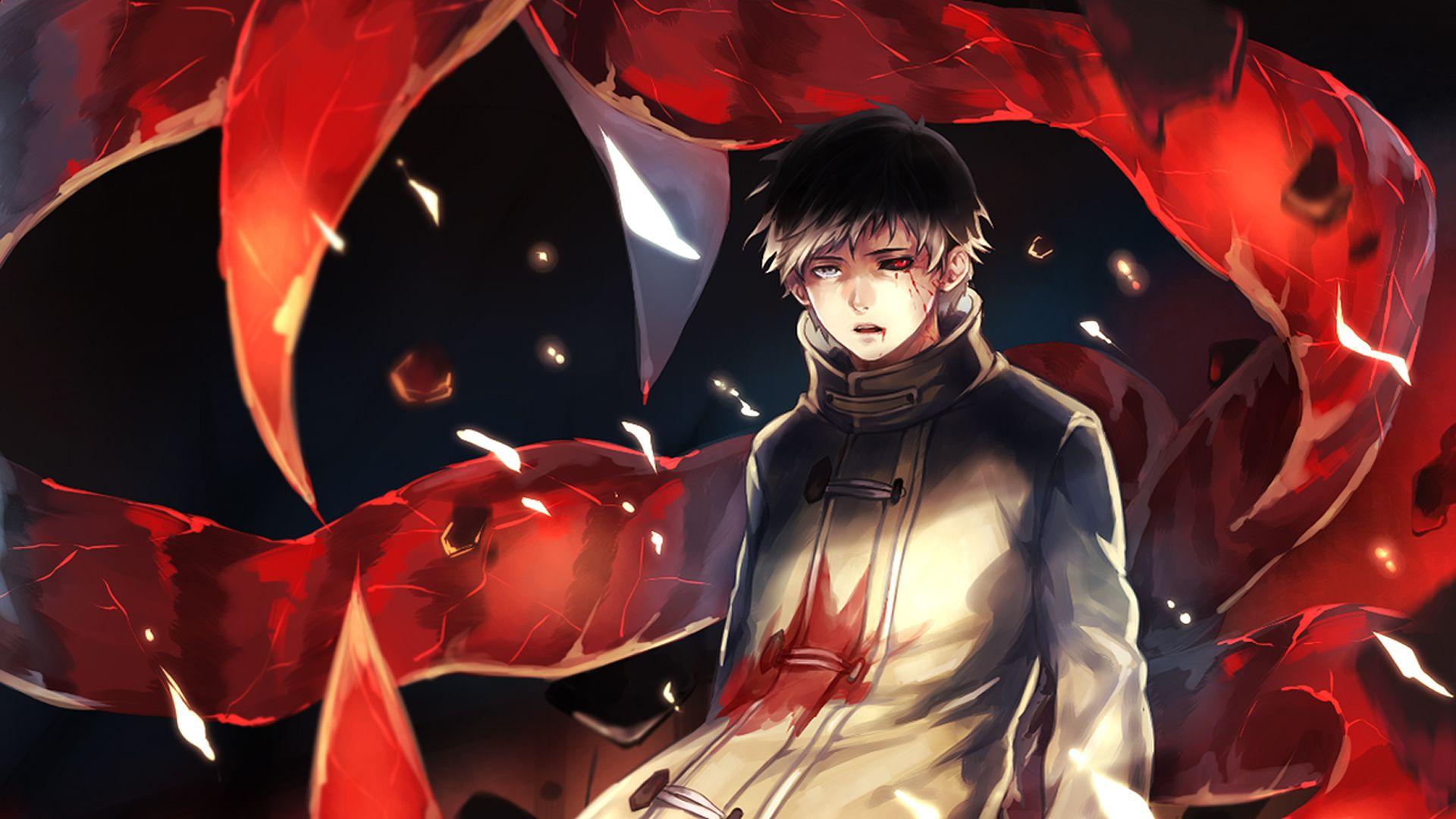 Anime Tokyo Ghoul Ken Kaneki Wallpaper Tokyo ghoul
