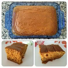 Candy's Clean Cooking: Pumpkin Protein Bars