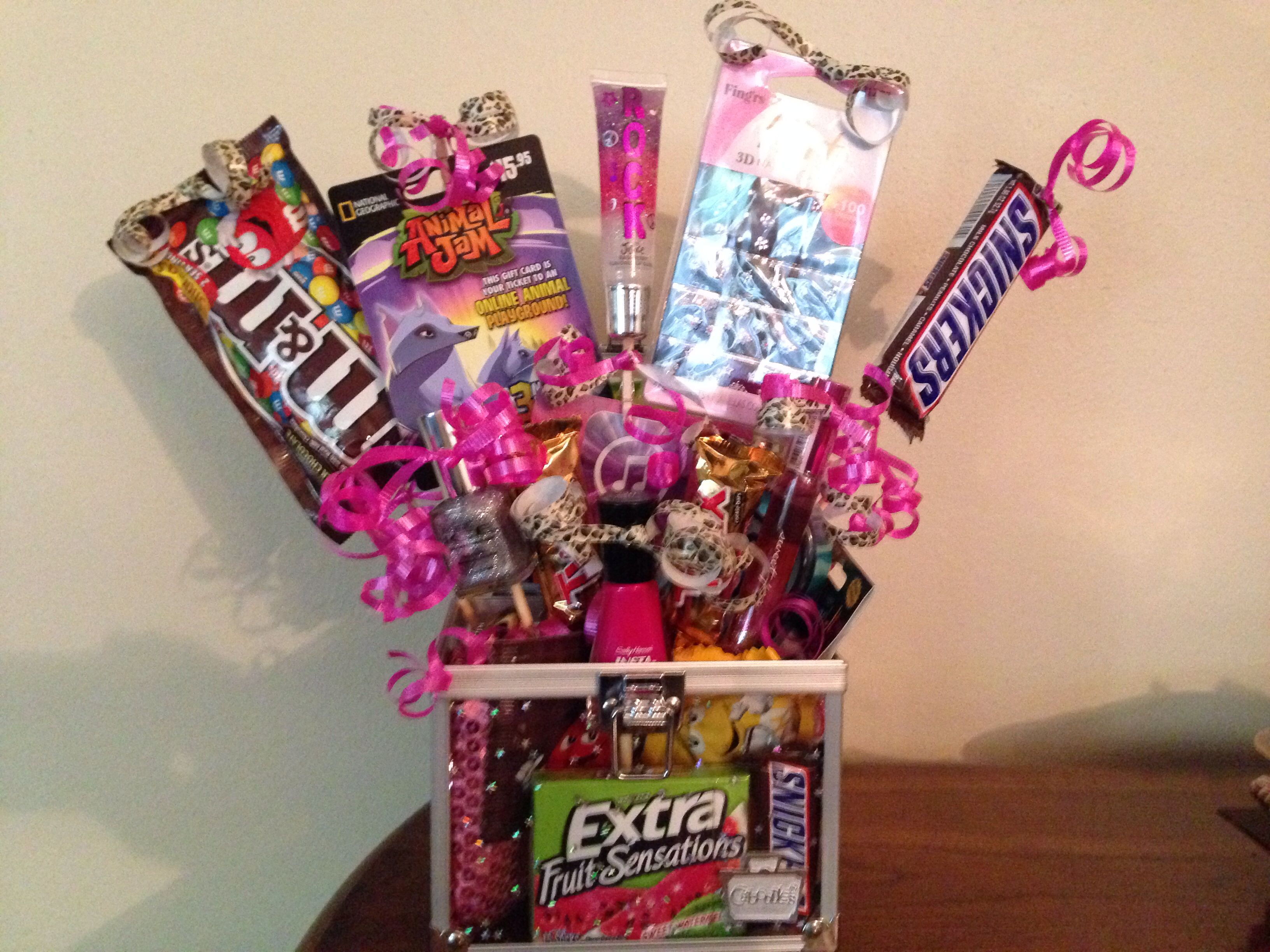 Daughter Birthday Gift Basket …