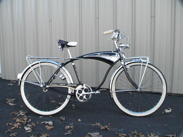 60 S Schwinn Jaguar Beach Cruiser Bikes Schwinn Cruiser Bicycle Fashion