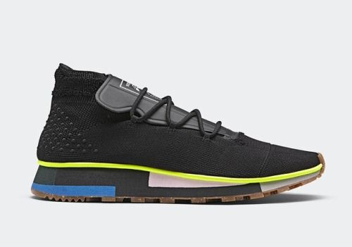 the best attitude 1ba34 7324f Alexander Wang adidas Drop 2 AW Run Mid via SneakerNews.com