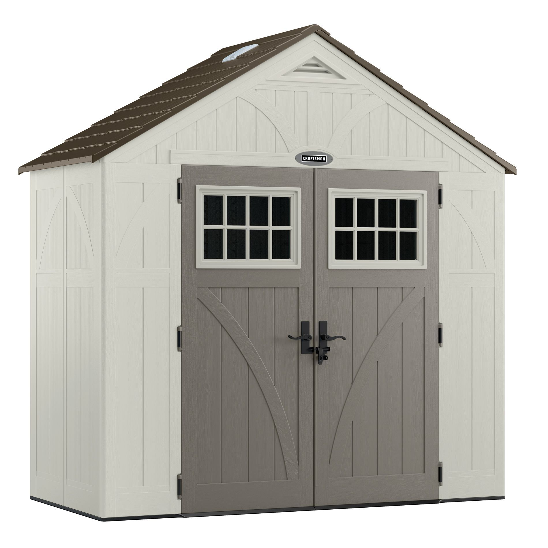 buildings gable amp oktober rubbermaid with free sheds d self roughneck plans shipping storage shed