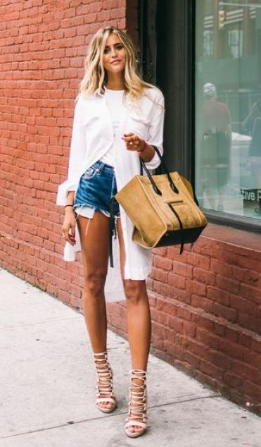 5747b8f49fc43 30 Cute Summer Outfits To Copy Right Now | [Fashion] Trends ...