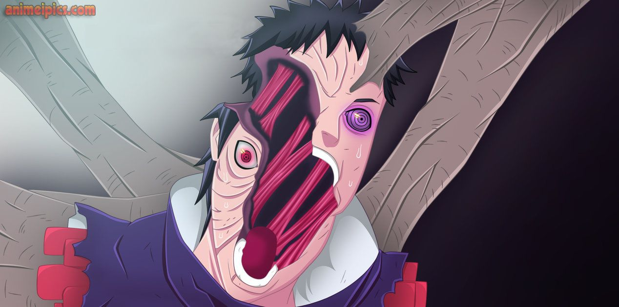 Obito The Ten Tails Jinchuriki | History | Naruto, Akatsuki, Itachi