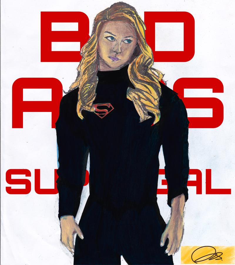 Supergirl ass ass ass pictures 9
