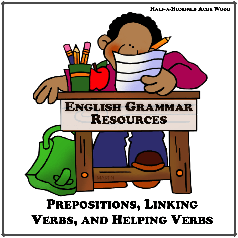 Cycle 1 English Grammar