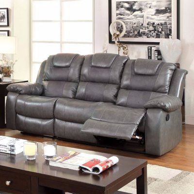 Red Barrel Studio Gannon Reclining Sofa Products