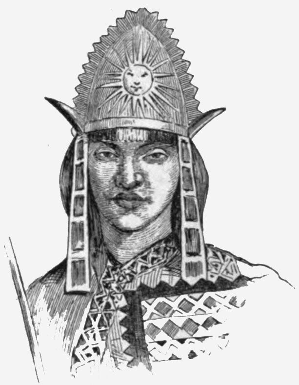 this is topac yupanqui son of past incas ruler pachacuti