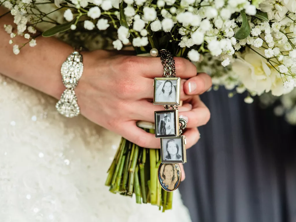Heartfelt Ways to Honor a Deceased Loved One at Your Wedding – Boda fotos