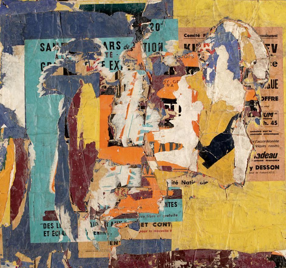 Schop Gescheurd Affiche Op Doek 103 X 110 Cm Stadel Museum Frankfurt Am Main C Vg Bild Kunst Kunst Gegenwartskunst Kunstgeschichte