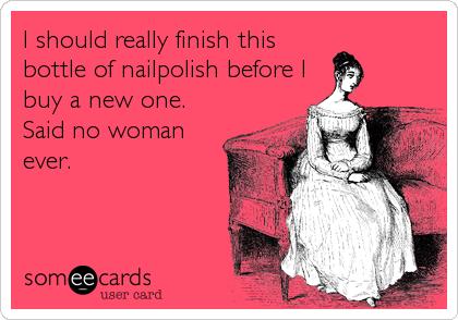 Image result for nail polish ecard