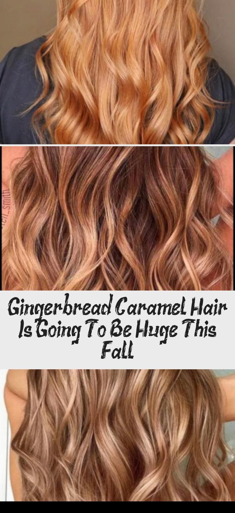 Gingerbread Caramel Hair is Going to Be Huge This Fall ...