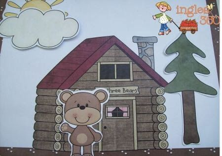 Ingles360: Bears, home and positional words