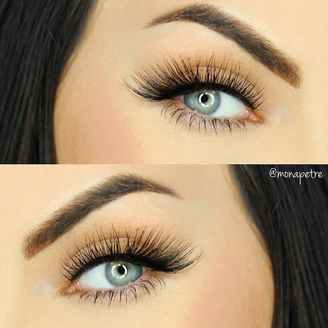 abb16eb2624 These lashes start off with flirty criss-cross strands and finish with long  luscious locks to give you that sexy winged out effect.