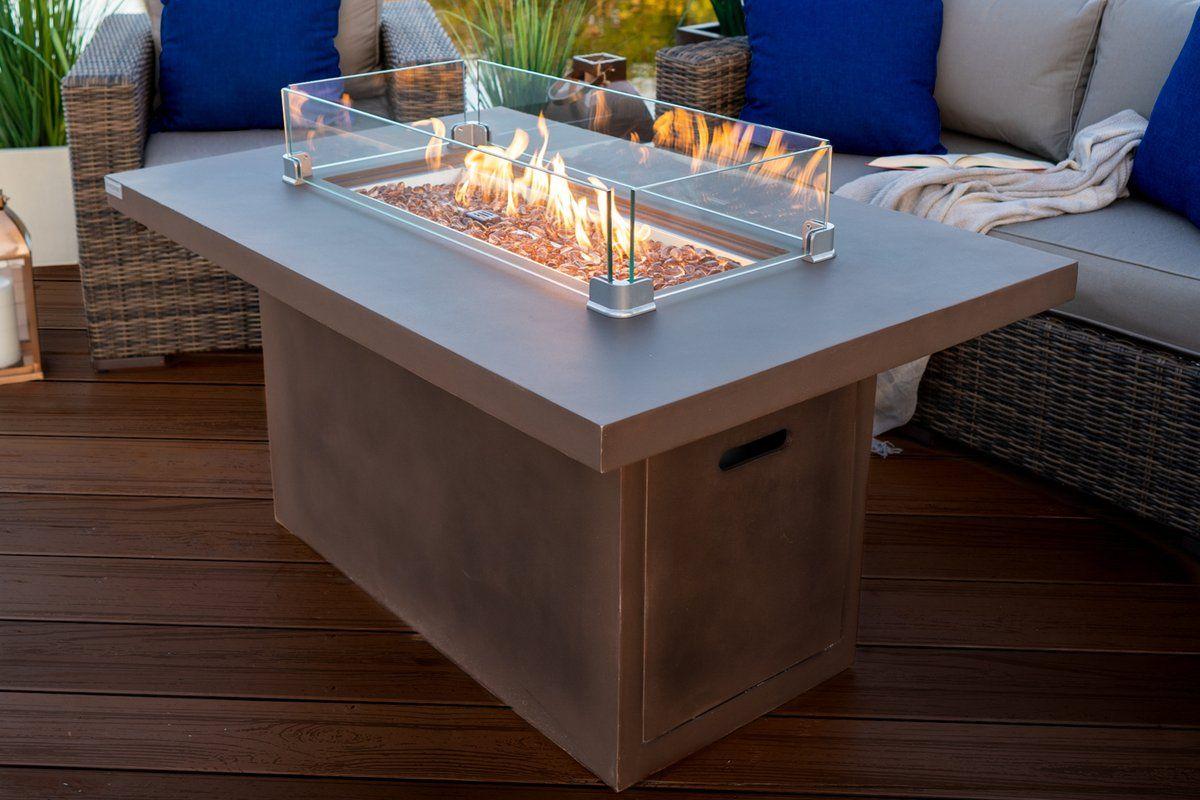 50 In 2020 Fire Pit Table Gas Fire Pit Table Gas Firepit