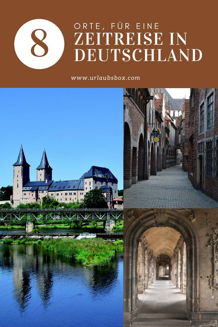 Als Teilzeitreisender Ist Man Nicht Nur Unterwegs Um Kurzreiseziele Zu Erobern Auch Das Zeitreisen Ist Immer Wieder Sp Reisen Zeitreise Reisen Deutschland