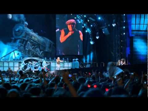 AC/DC - Thunderstruck (Live)
