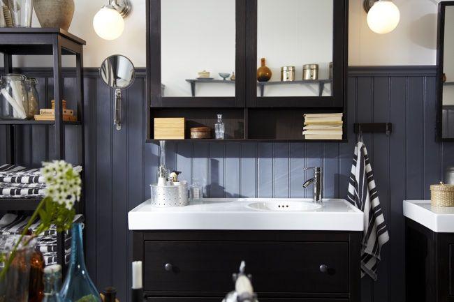 baño ikea 2 | cuartos de baños | Pinterest | Baño ikea, Cuarto de ...