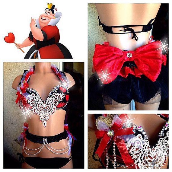 8a895838e8 Queen of Heart Costume