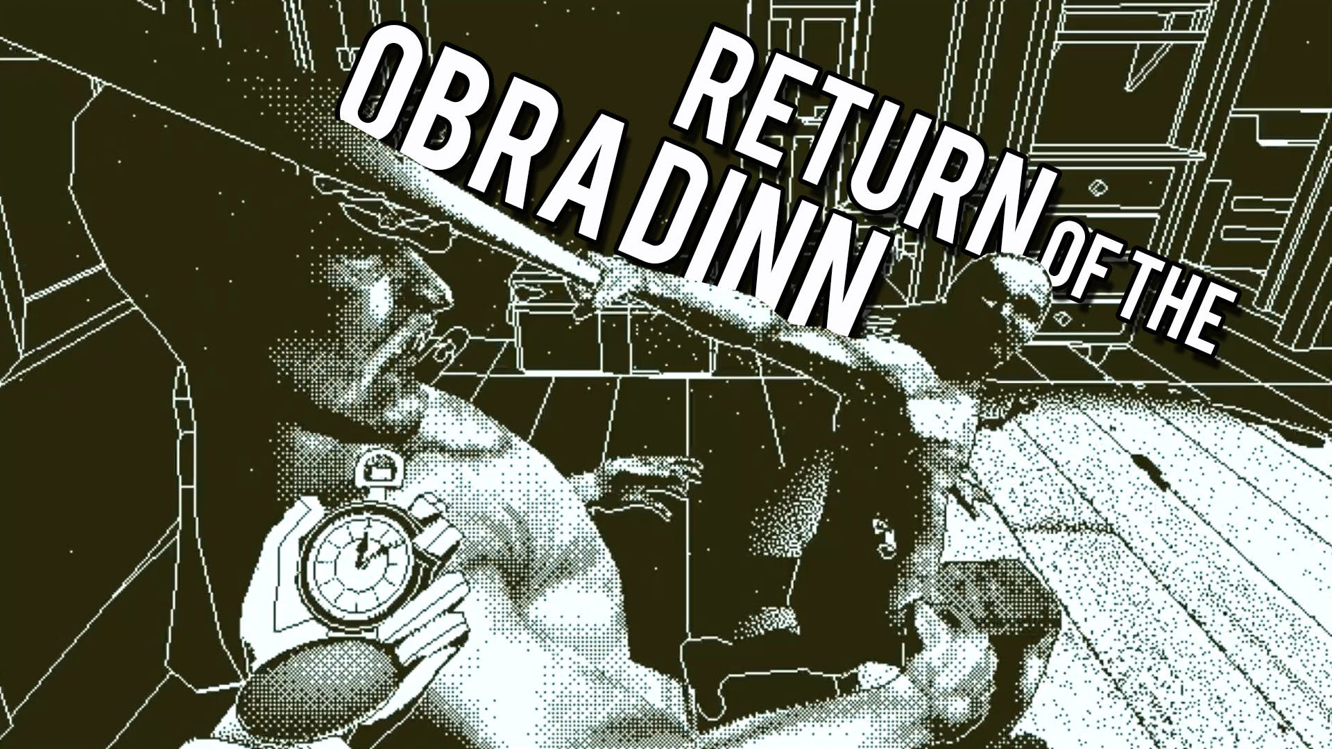 Check'n Out.. Return of the Obra Dinn [Dev Build]  - Full Gameplay Playt...