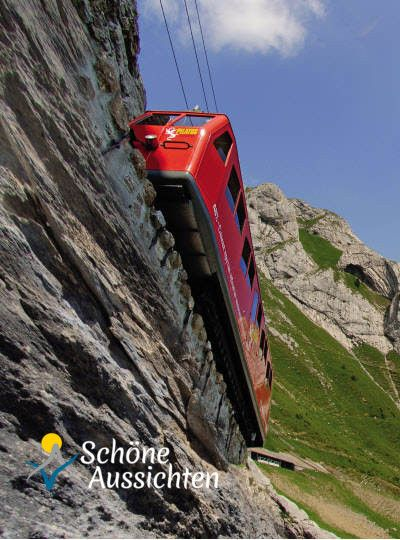 Pilatus Bahn Copyright By Pilatus Bahnen Swiss Travel