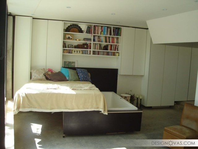 Room · 56 Cool Hidden Bed Ideas ...