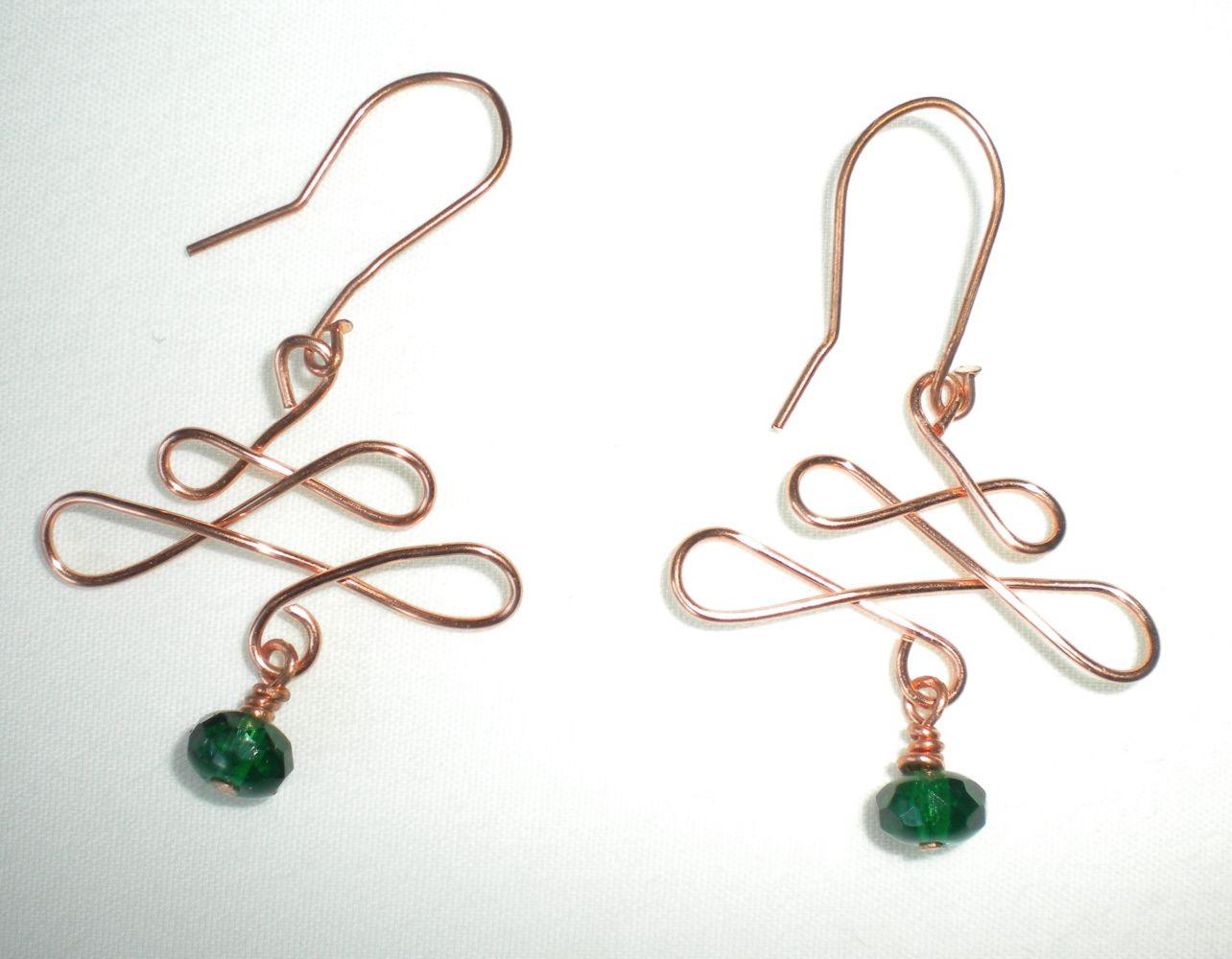 tree earrings | ALL WIRED UP NECKS | Pinterest | Jewelry ideas ...