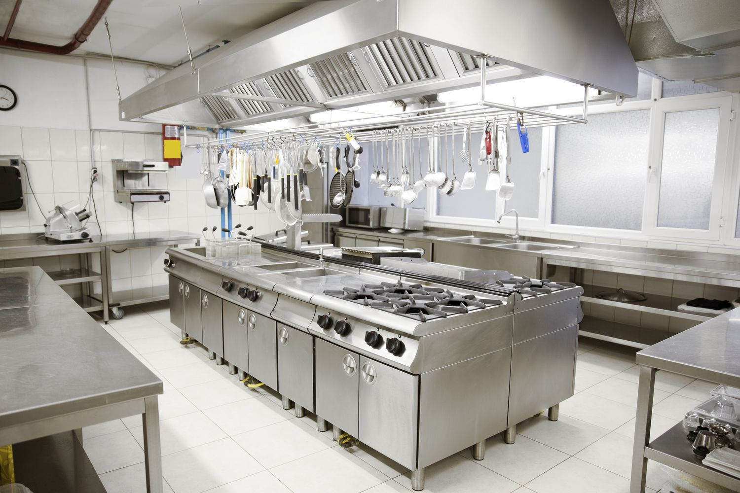 Small Commercial Kitchen Ventilation