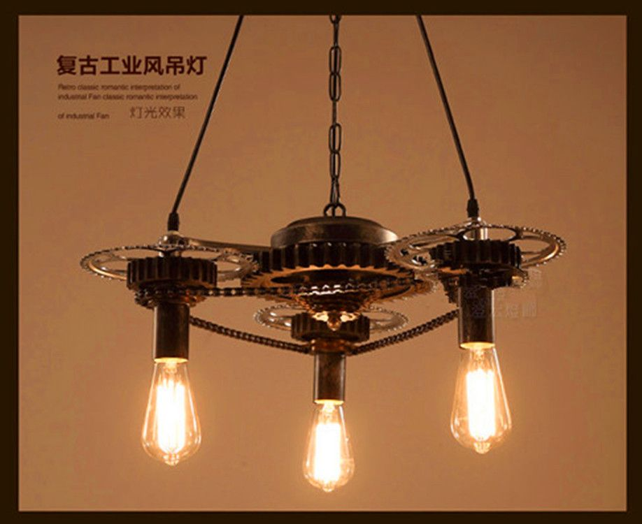 Goedkope Industriële Hanglampen Edison Opknoping Lampen Loft ...
